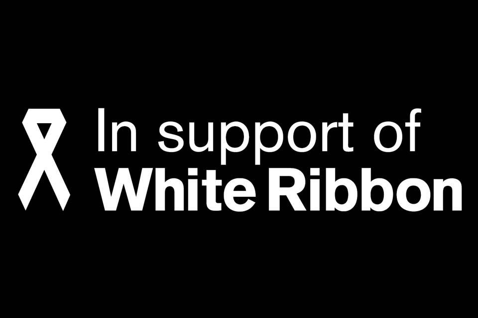 White Ribbon Fence