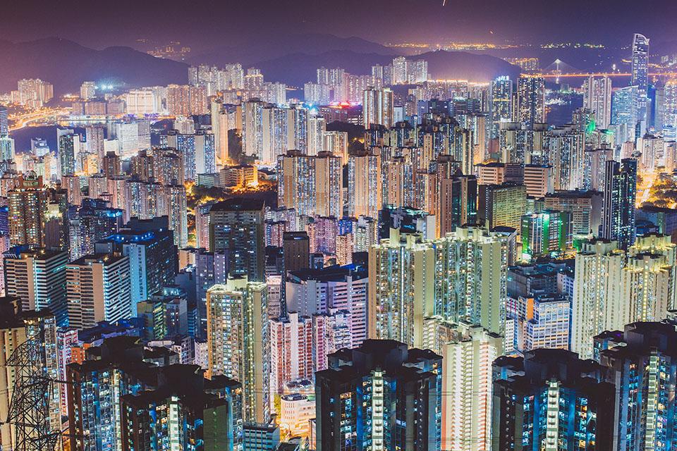 Tall Transparent Buildings
