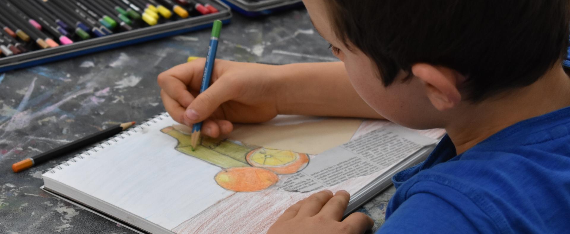 Wednesday Drawing School Term 3 2020