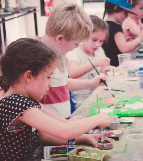 Term 3 Art Workshops - Online Lessons
