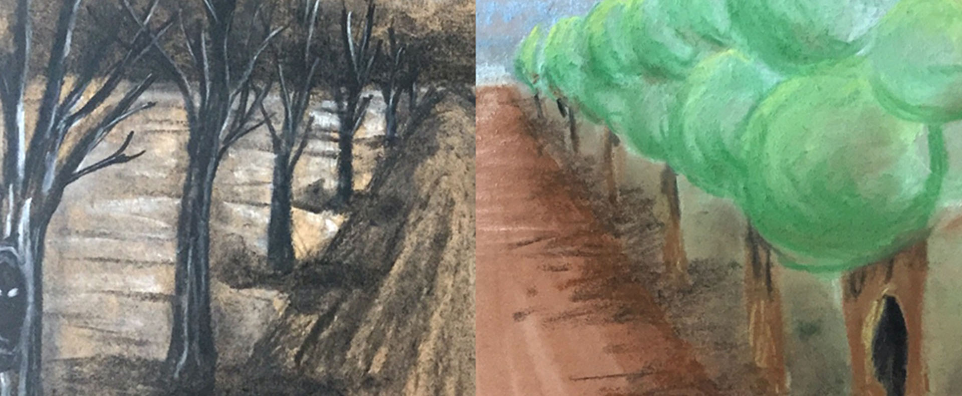 Dream Drawing Landscapes