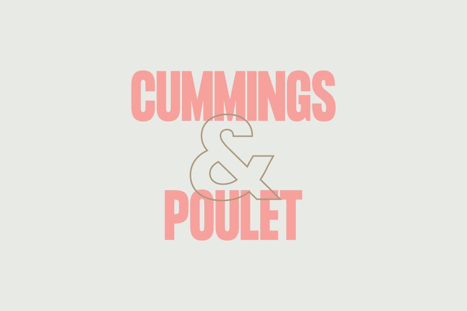 Cummings & Poulet