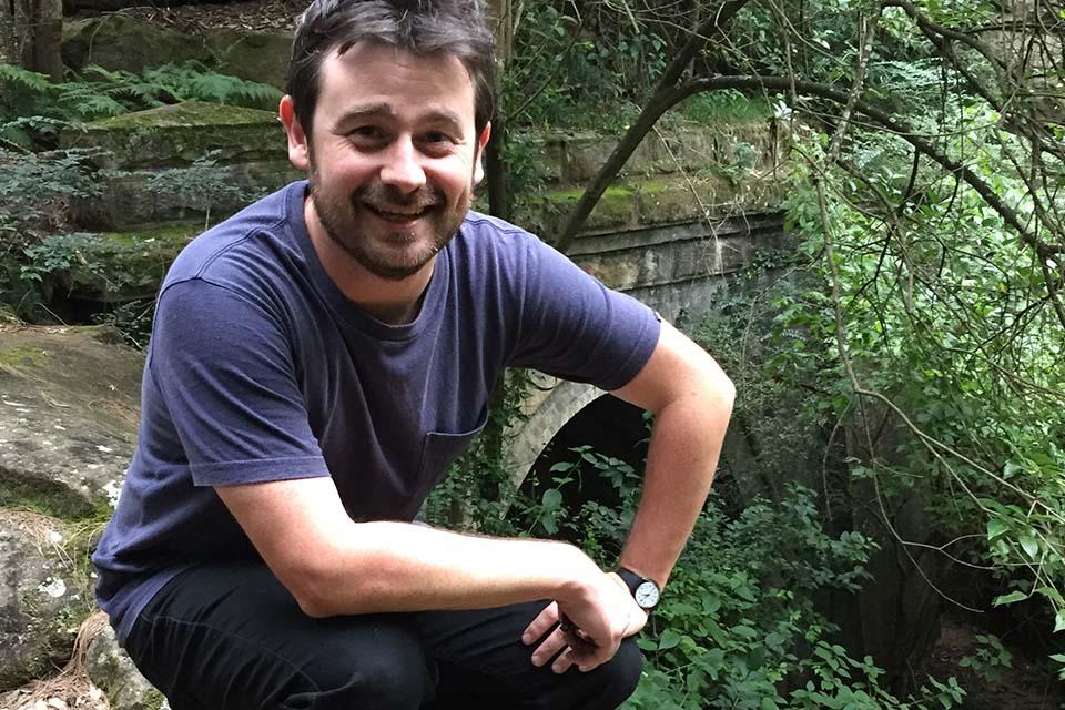 Fieldwork Curator Talk: Nick Yelverton
